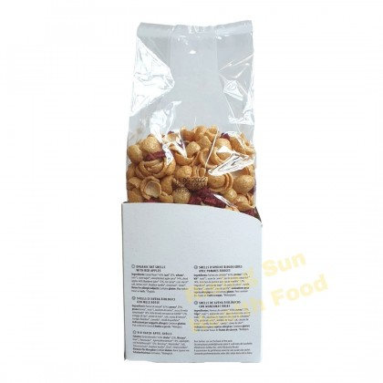 Fuchs Organic Oat Shells With Red Apples 300g