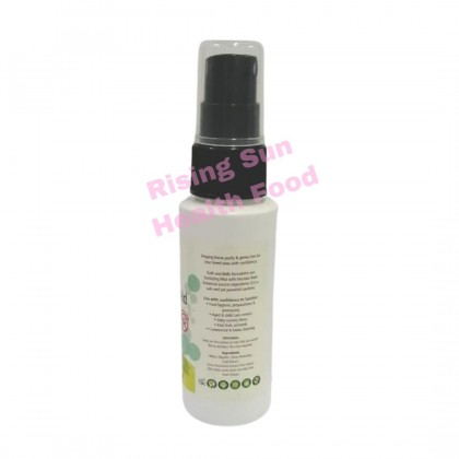 Kath+belle Germs Shield Sanitizing Mist Apple Mint 60ml